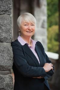 Barbara Miles, UBC Vice-President, Development & Alumni Engagement